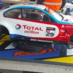 Markus Streicher und das Team RS5 bei der Race Car Series in Luxemburg